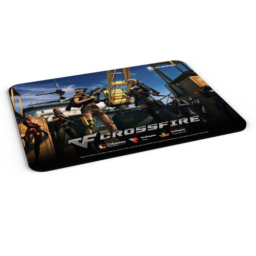 MOUSE PAD GAMER PLAYPAD NGP - CROSSFIRE